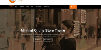 15+ Best Free Online Store & WooCommerce Shop WordPress Theme