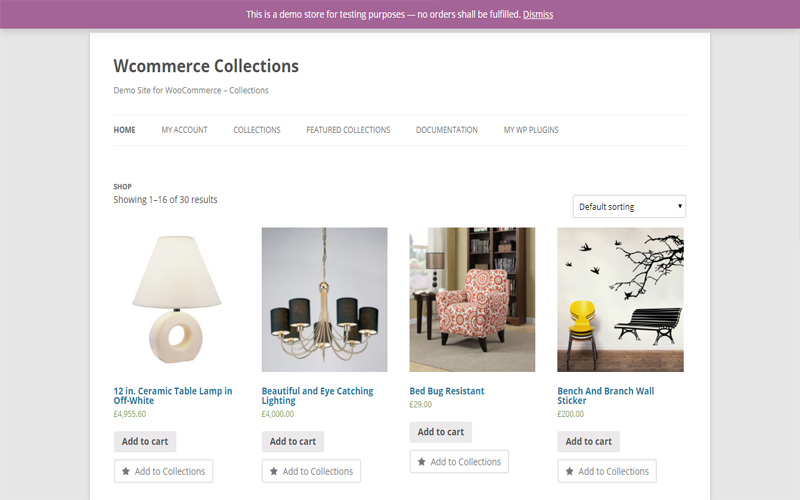 woocommerce-collections