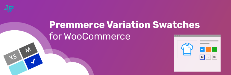 Preview screenshots of Premmerce Variation Swatches for WooCommerce