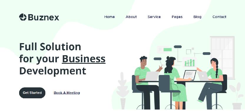 Buznex - Corporate Business